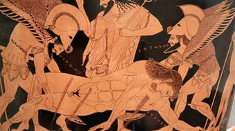 Greeks at War: Homer at Troy course image