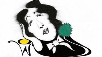Oscar Wilde, écrivain et penseur du langage course image