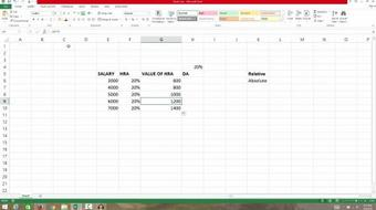 Excel Concepts for Finance and Accounting Professionals course image