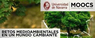 Retos medioambientales en un mundo cambiante (2.ª edición) course image