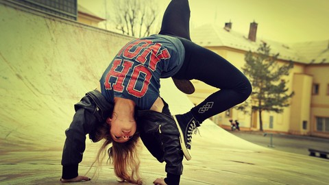 Learn How to Breakdance and Rule The Dance Floor course image
