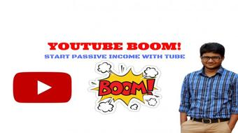 PART 02 : YOUTUBE BOOM - HOW TO START PASSIVE INCOME WITH YOUTUBE ? ( CASE STUDY )