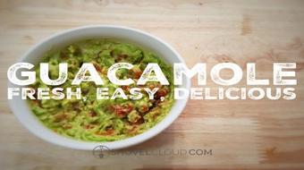 Guacamole: Fresh, Easy, Delicious course image