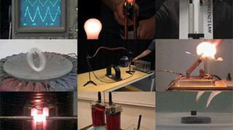 Physics Demonstration Videos course image
