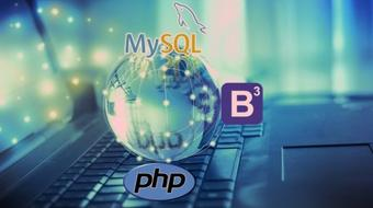 The Complete PHP Course With Bootstrap3 CMS System and An Admin Panel course image