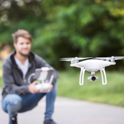 Introduction to Drones course image