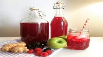 Kombucha: How to Brew Kombucha at Home course image
