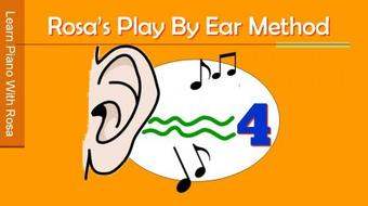 Play By Ear # 4:  Find The First Tone of the Song course image