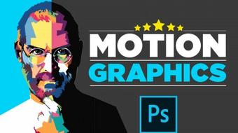 Animation in Photoshop: Create an Inspiration Motion Graphics course image