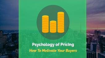 The Psychology of Pricing – 5 Ways To Motivate Your Potential Buyers course image