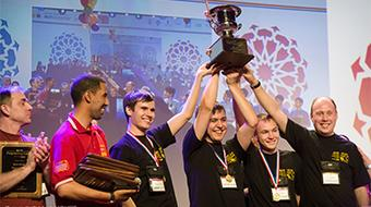 How to Win Coding Competitions: Secrets of Champions course image