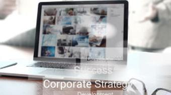 Introduction to Corporate IT Strategy and Business Frameworks course image