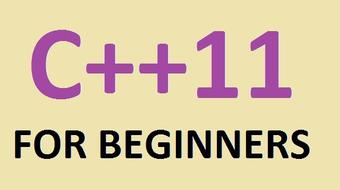C++11 Tutorial for beginners course image