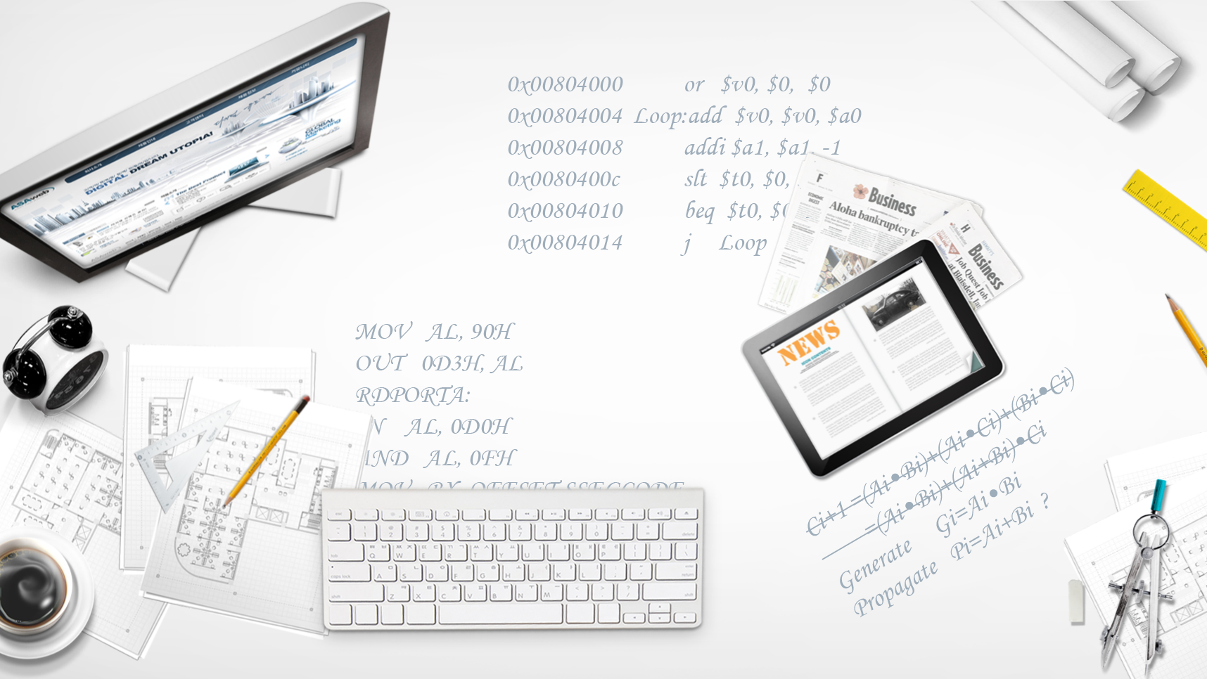计算机组成 Computer Organization course image