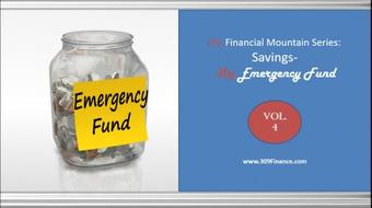 My Financial Mountain Series: Savings - My Emergency Fund course image