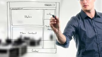 Creating Wire Frames For Web Sites Using Protoshare course image