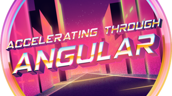 Accelerating Through Angular course image