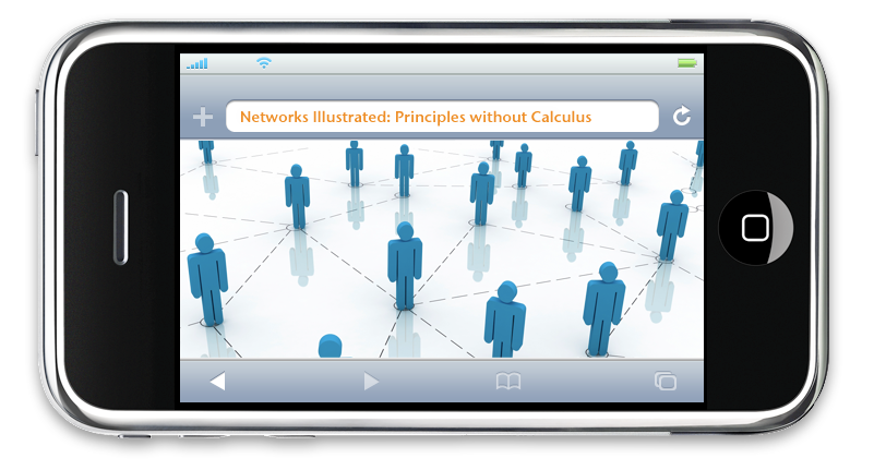 Networks Illustrated: Principles without Calculus course image