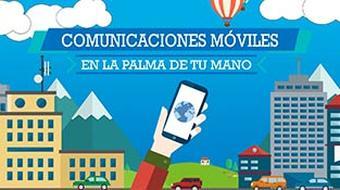 Comunicaciones móviles: en la palma de tu mano / Comunicações móveis: na palma de sua mão course image