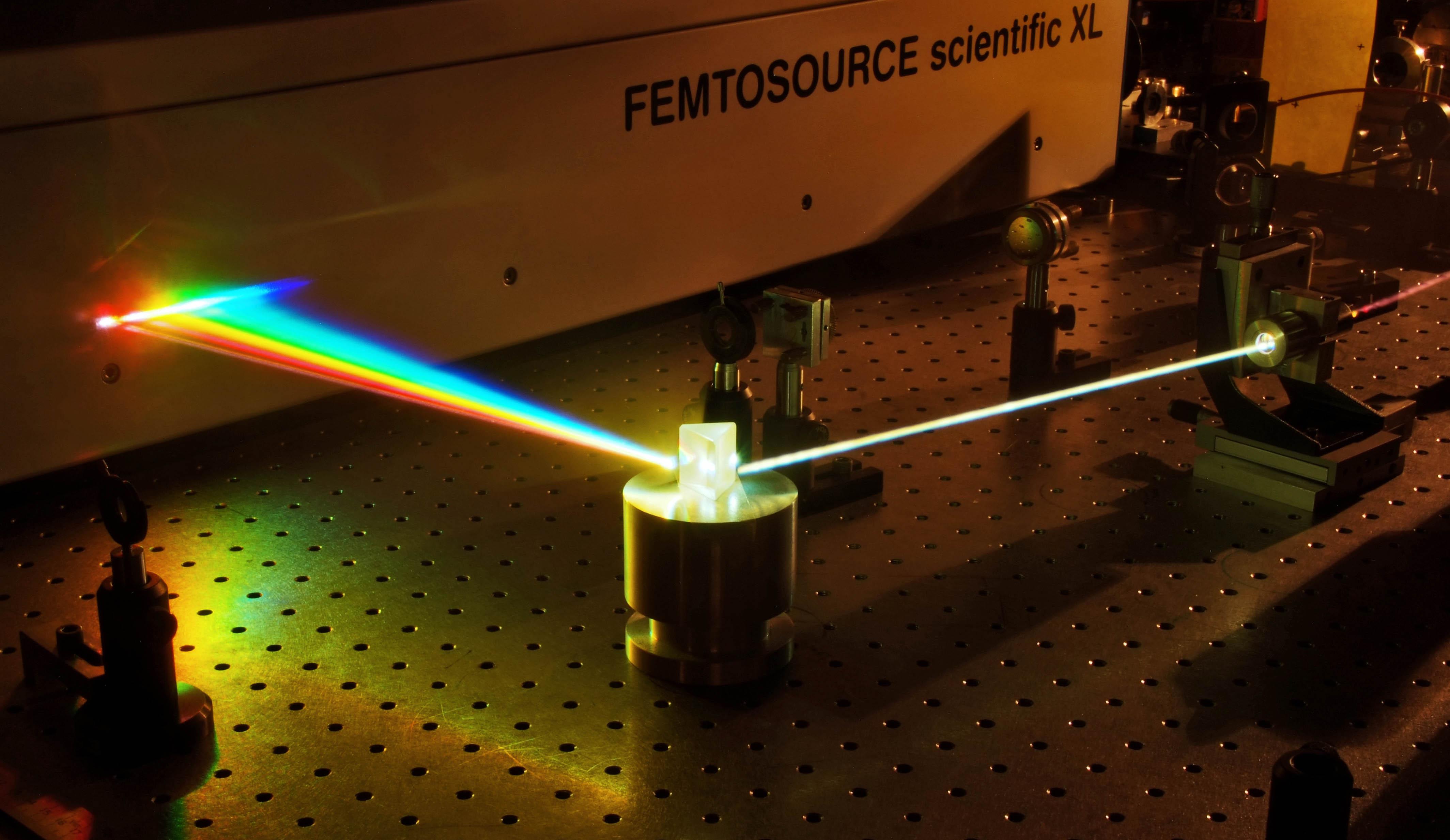 Optique non-linéaire course image