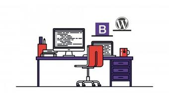 Bootstrap to WordPress: Build Custom Responsive themes! course image