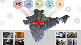 Healthcare in India: Strategic Perspectives course image