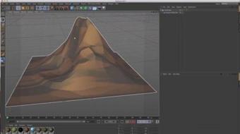 3-D Illustration: Space, Color & Texture course image