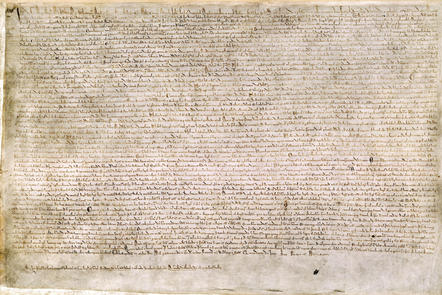 a review of the story of magna carta