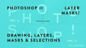 Fundamentals of Photoshop: Drawing, Layers, Masks, and Selections (Photoshop II) course image