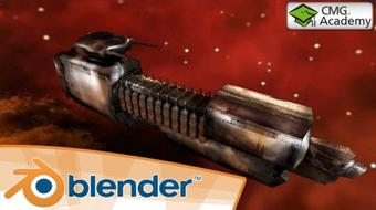 Learn 3D Modelling & Animation from Scratch with Blender 3D course image