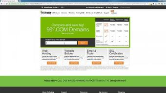 How to Register your Domain for $1. Save money $ in domain Registration course image