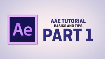 After Effects Basics and Tips course image