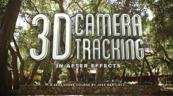 3D Camera Tracking In After Effects course image