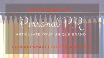 Personal Public Relations: Articulate Your Unique Brand course image