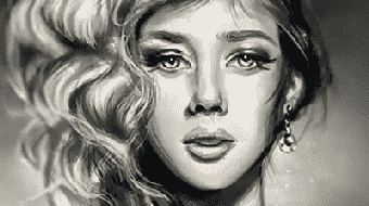 Digital Portrait Painting in Adobe Photoshop course image
