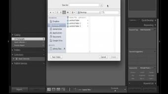 Photo Management and Processing with Adobe Lightroom course image