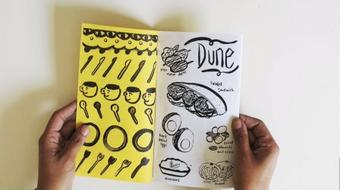 Let's Cook: Make a Zine About Food & Cooking course image