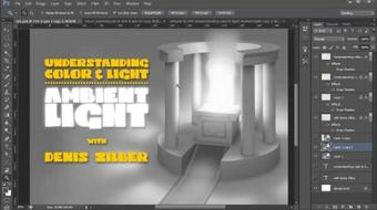 Illustrate Color & Light I: Ambient Light course image