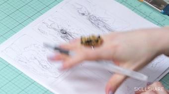 Fundamentals of Manga: Digital Illustration course image