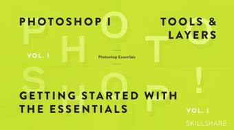 Fundamentals of Photoshop: Getting Started with the Interface, Tools, and Layers (Photoshop I) course image