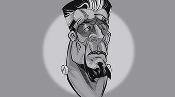 Digital Inking in Adobe Photoshop course image