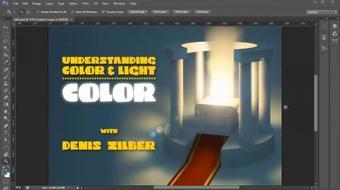 Illustrate Color & Light II: Color course image