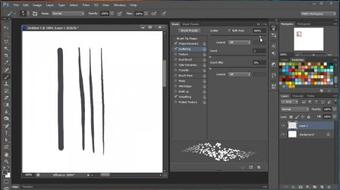 Photoshop for Illustrators II: Using and Creating Brushes course image