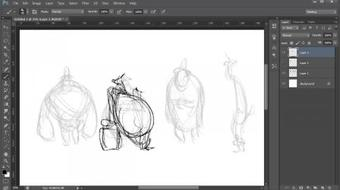 Introduction To Cartoon Character Design course image