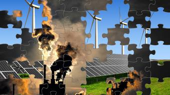 Solving the Energy Puzzle: A Multidisciplinary Approach to Energy Transition course image