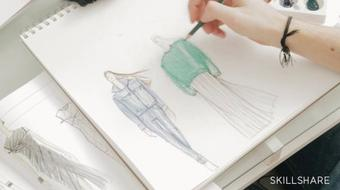 The First Steps of Fashion Design: From Concept to Illustration course image