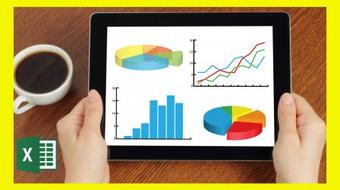 Create Stunning Excel Dashboards with Powerpivot - Power View Excel Tools course image