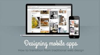 Designing Mobile Apps: How to Transition from Traditional Web Design course image