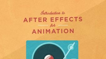 Introduction to After Effects for Animation - Create Your Own Music Inspired Short course image