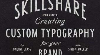 Logo Design: New Ways to Create Custom Vintage Type course image